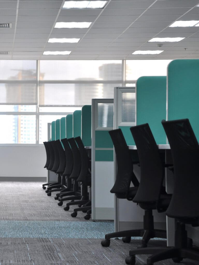 ARE OFFICE SPACES NECESSARY?
